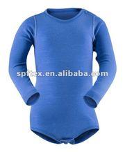 Bébé sous - vêtements en laine mérinos