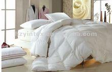 2013 Comfortable 100% Cotton White duck/goose down duvet