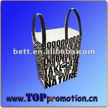 Customized fashion paper shopping bag