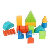 2013 cheap educational wooden toys/ Building blocks