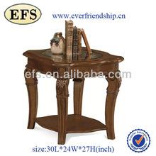 Leick Furniture - Favorite Finds Petite Console table in Medium Oak Finish(EFS-A-T68)