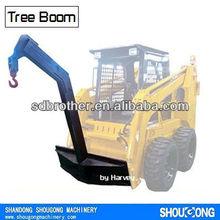 Bobcat, Skid Steer Loader attachment, Lifting Boom, Tree Boom