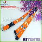 Hot!!! Custom textile lanyard weaving string