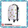 3-set plastic baggage case