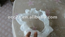 band type plastic car steering wheel cover