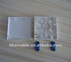 Supply best price 86 type fiber optic faceplate