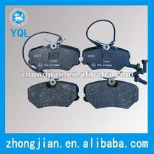brake pad used for car,brake block,diesel engine parts