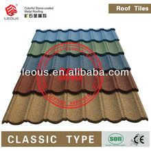Classic Type Aluminum Metal roofing