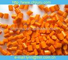 Orange Masterbatch PE/HDPE/LDPE For Shopping Bags