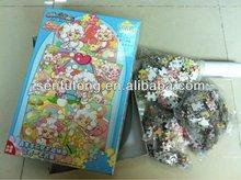 kids puzzle game sets paper puzzle jigsaw puzzle