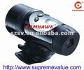 Casco deporte caza cámara de acción 1280*720p dvr