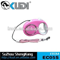 Retractable fashion dog leash EC05S
