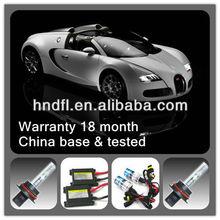 2013 Factory hot sell hit cheapest slim HID bi h4 HID xenon kit xenon bulb