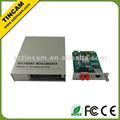 10/100/1000tx a 1000fx multi modo de fibra óptica de convertidores de medios de comunicación, 2km, fc, de fibra de doble, de fibra óptica de la red