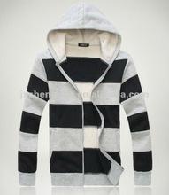 Winter 2012 best selling brand jacket,black cotton hoodies wholesale