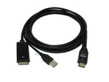 OEM 30pin DOCK CABLE IPHONE TO HDMI CABLE FULL 1080P