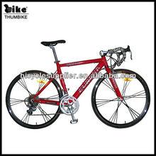 High quality aluminum frame shimano road racing bicycle bike