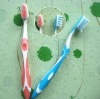 Hot sale disposable hotel toothbrush with high brush quality