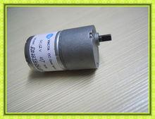 WICTA 12v dc gear motor specifications
