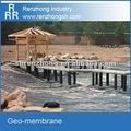 revêtement de geomembrane de HDPE pour l'étang