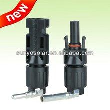2013 newest IP 68 MC4 compatible pro environment solar connector manufacturer