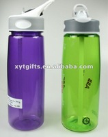 800ml plastic pctg/tritan material drinking gifts water bottle