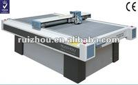 Ruizhou CNC corrugated paper carton/ box making cutting machine