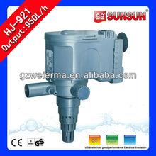 SUNSUN 12W 950L/h Active Aqua Submersible Power Head HJ-921