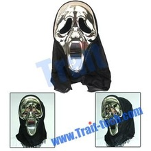 halloween gas masks funny mask for Halloween plastic halloween masks for sale