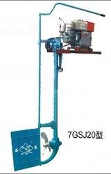 Haiyan marine diesel outboard motor 7GSJ20