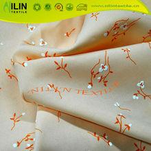 100 polyester mini matt table cloth printed design fabric for restaurant