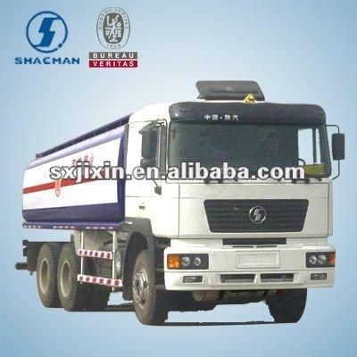SHAANXI 8x4 40CBM OIL TANKER TRUCK