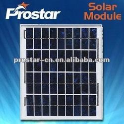 156*156mm broken solar cell