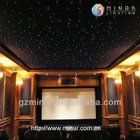 fiber optic lighting, Theatres and cinemas lighting