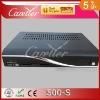20122011 free shipping satellite receiver 500S satellite receiver 500s receiver cccam sharing card sharing linux