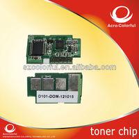 mlt-d101 Compatible Printer Cartridge Chips for Samsung 2160 2165 3400 Reset Toner Chip