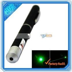 3V 532nm Green Laser Pointer Pen (E5039BL)