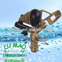 """1"""" circle and part brass sprinkler high pressure sprinkler water sprinkler system"""