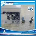 la fabricación de carburo de tungsteno neumáticos de tacos