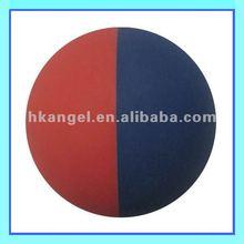 high bounce rubber hollow rubber ball