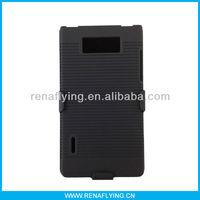 For LG optimus L5 e610 e612 combo holster case