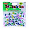 plastic safety eyes Coloured Google eyes