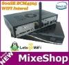 800se wifi satellite receiver dm800se wifi , D6 version with logo Sat model set top box