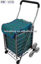 shopping cart with three wheel SC-1056