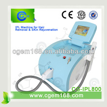 IPL laser hair removal machine for anti aging skin beauty product