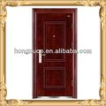 Puerta de acero diseños completa en las especificaciones -2
