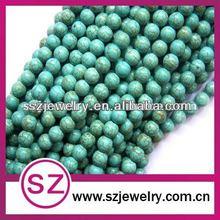 High quality wholesale gemstone blue turquoise beads