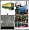 Environmental 2013 new waste plastic pyrolysis to crude oil machinery