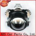 Venda quente auto farol escondeu bi- xenon projetor lente, lâmpada de xenônio h1