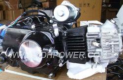 Standard Quality 125cc motorcycle engine for dirt bike ATV